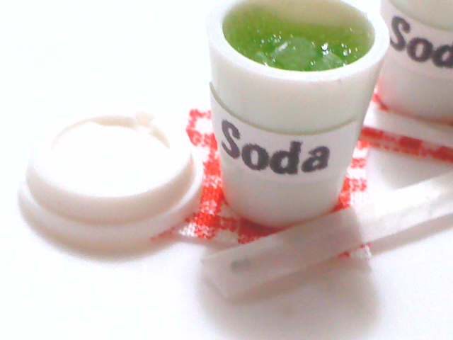 画像3: カップ入りソーダ