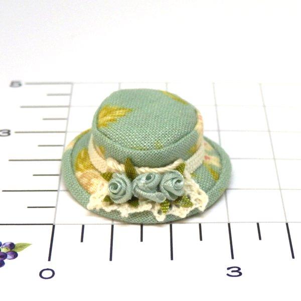 画像2: キャノチエ 水色コサージュ