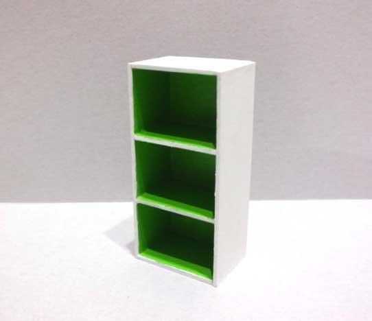 画像1: カラーボックスグリーン