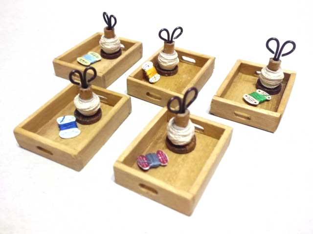 画像3: ストリングタイディセット・水色糸(特価)