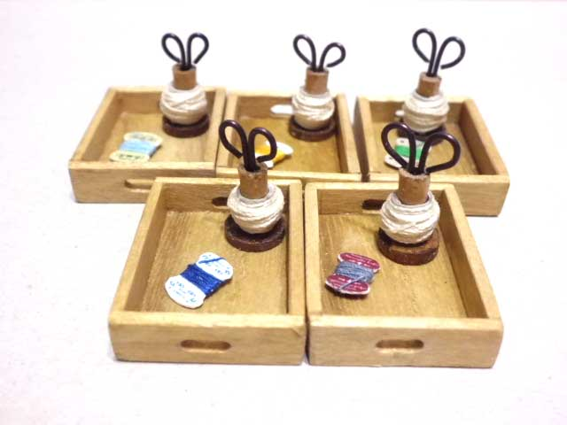 画像2: ストリングタイディセット・水色糸(特価)
