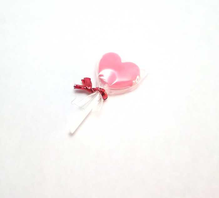 画像1: 棒キャンディー(イチゴミルク)