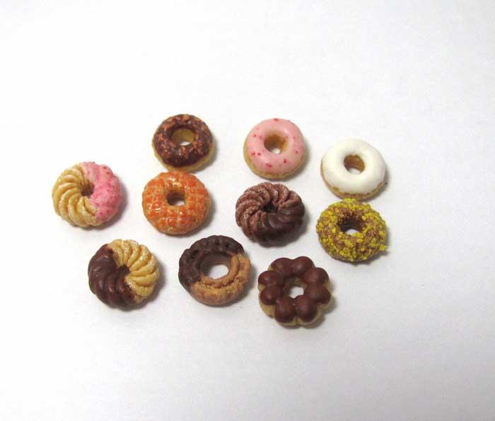 画像3: ドーナツ10個セット・箱付き