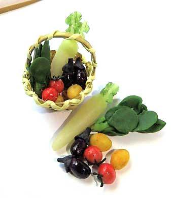 画像2: 野菜かご・A
