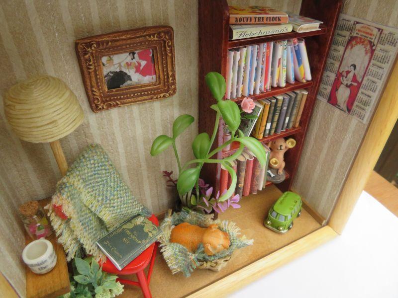 画像2: フレーム・読書室