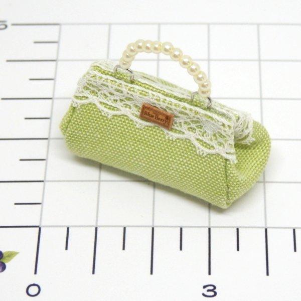 画像2: バッグ 黄緑