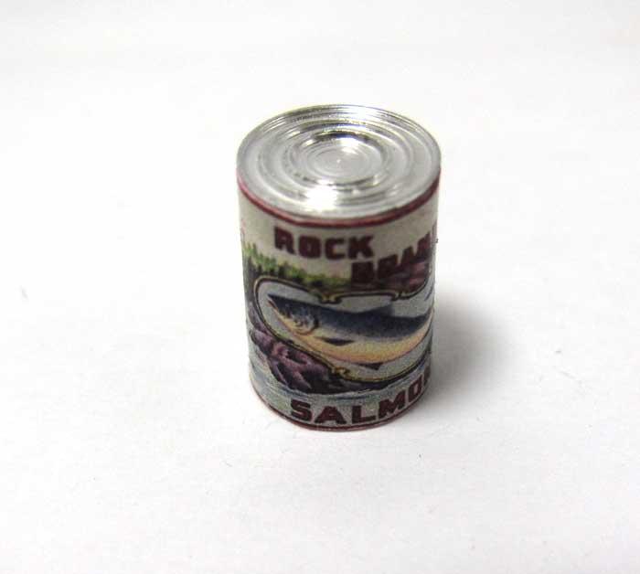 画像2: サーモンの缶詰
