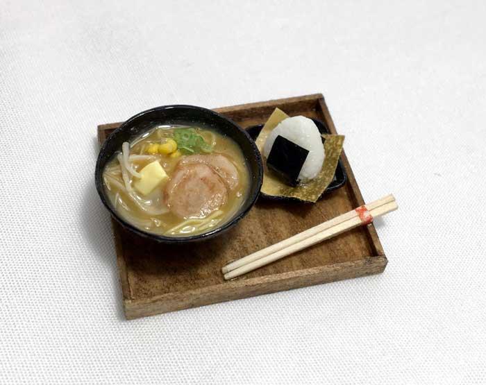 画像1: 味噌ラーメンセット