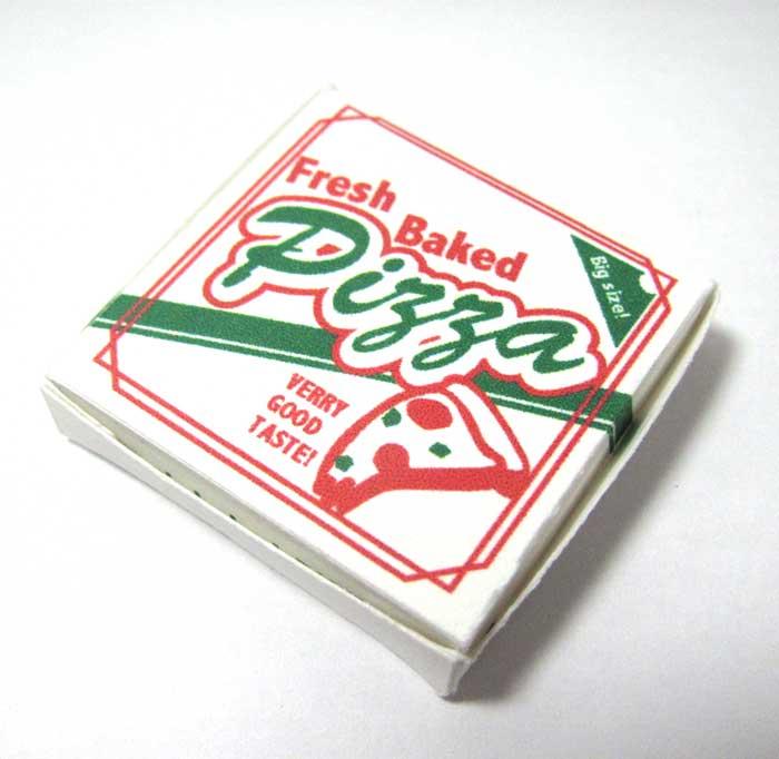 画像1: ピザ箱