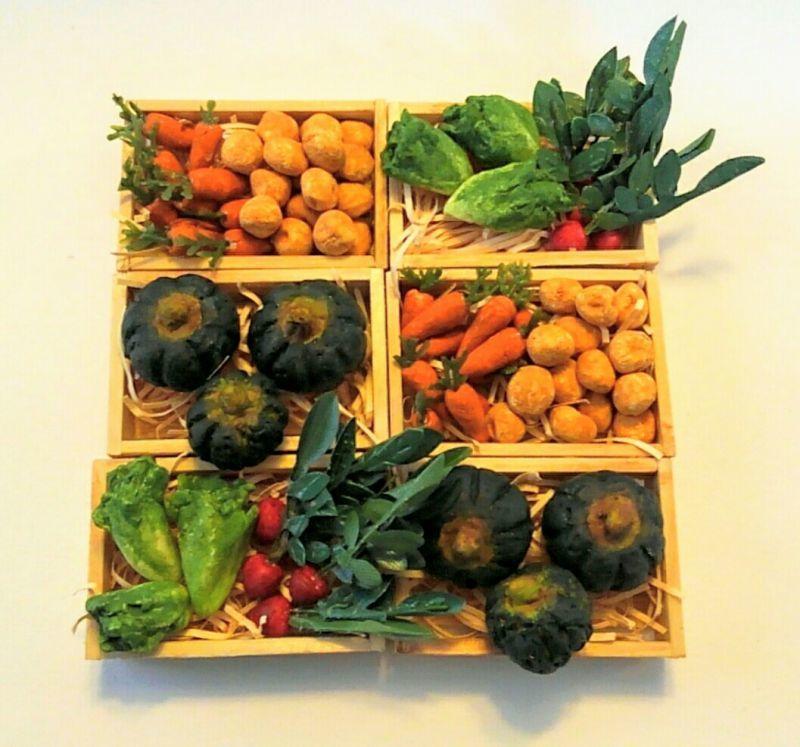 画像3: マルシェの野菜 Aセット