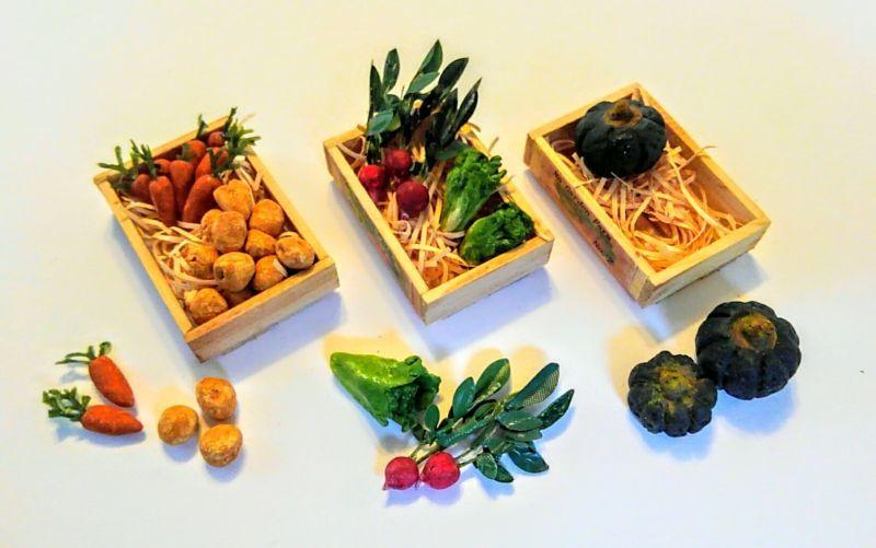 画像2: マルシェの野菜 Aセット