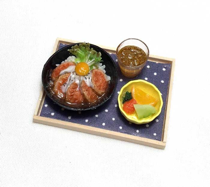 画像2: ローストビーフ丼セット