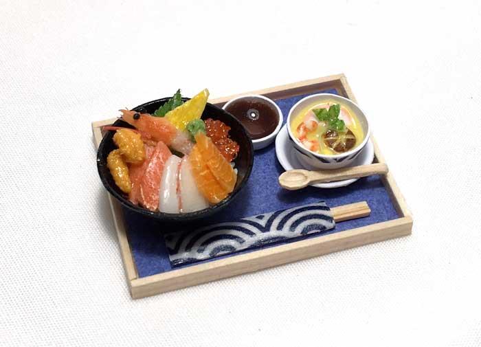 画像1: 海鮮丼セット