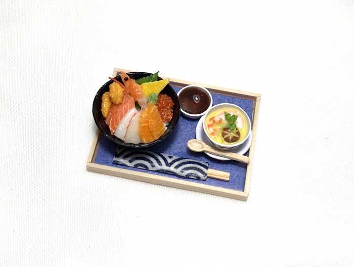 画像2: 海鮮丼セット