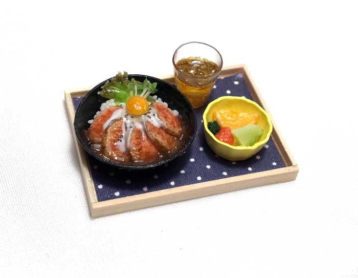 画像1: ローストビーフ丼セット