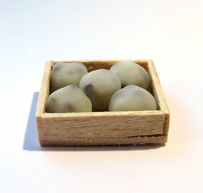 画像2: 豆大福・箱