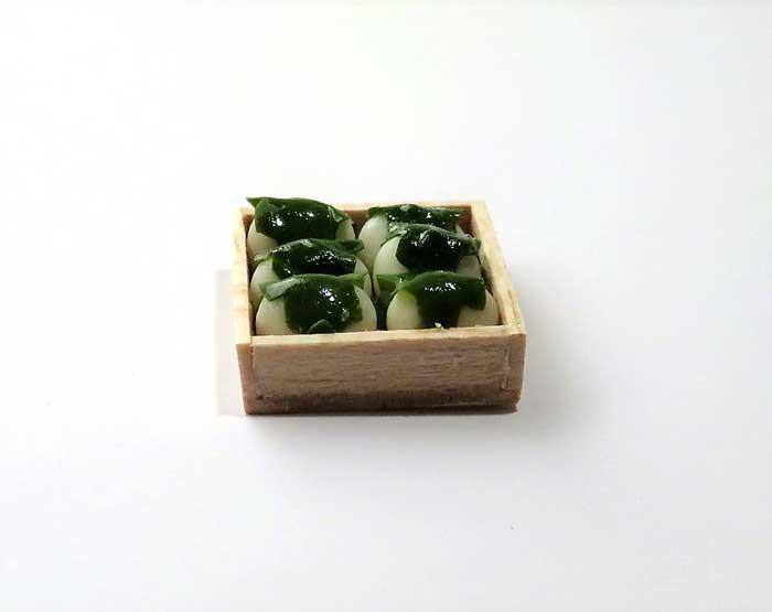 画像2: 柏餅・箱