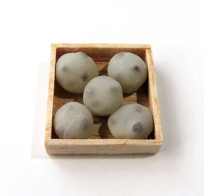 画像1: 豆大福・箱