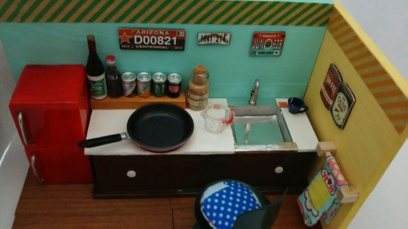 画像1: アメリカンキッチン