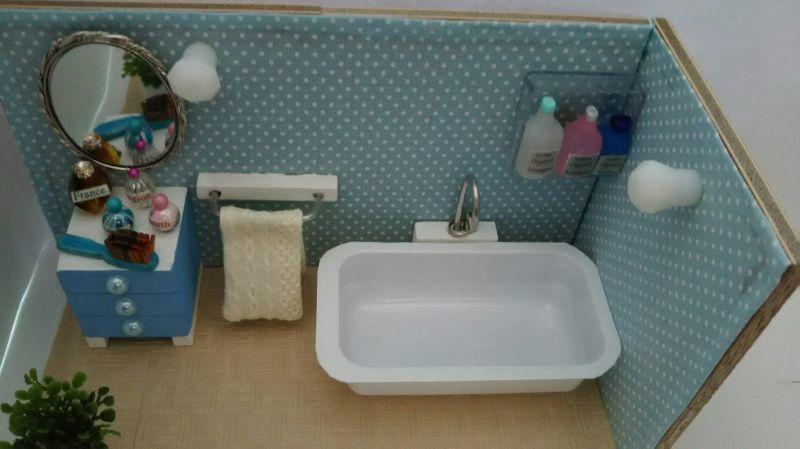 画像1: ブルーバスルーム