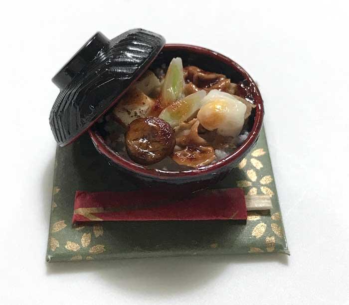 画像1: すきやき丼