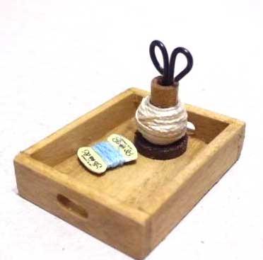 画像1: ストリングタイディセット・水色糸(特価)