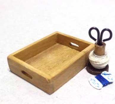 画像1: ストリングタイディセット・青糸(特価)