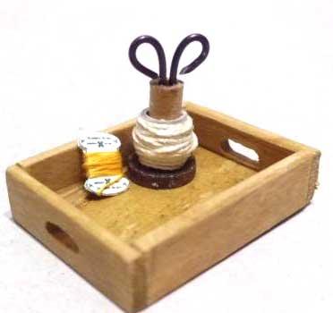 画像1: ストリングタイディセット・黄色糸(特価)