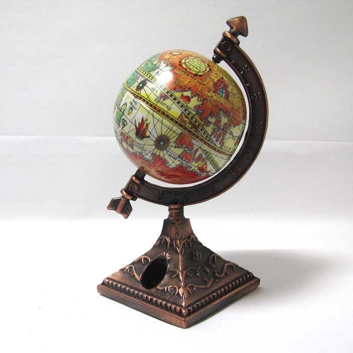 画像2: 地球儀