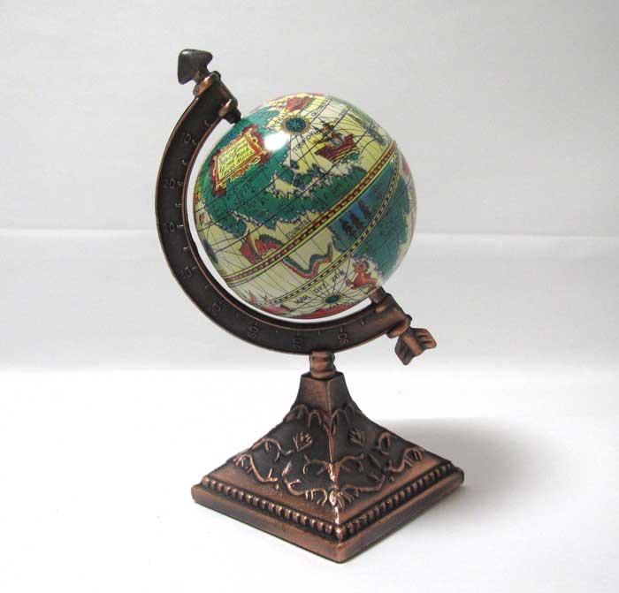 画像1: 地球儀