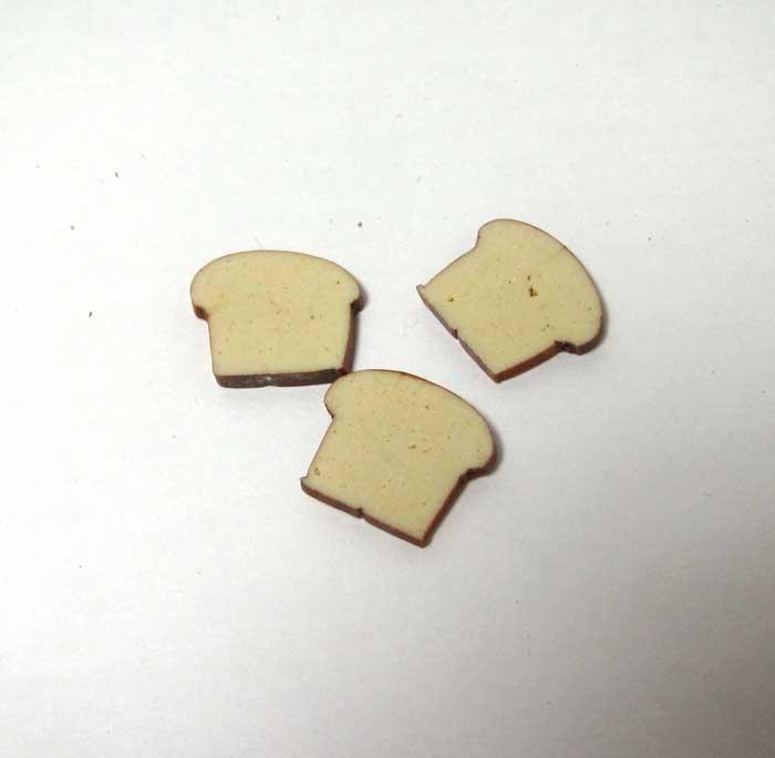 画像1: 食パンスライス3枚