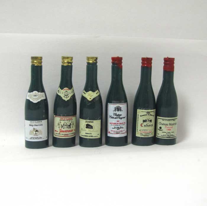 画像2: ワイン6本・グリーン