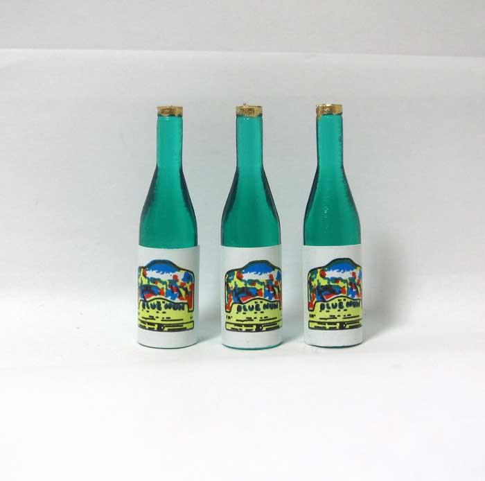 画像2: ワイン3本・ライトグリーン