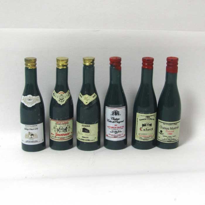 画像1: ワイン6本・グリーン
