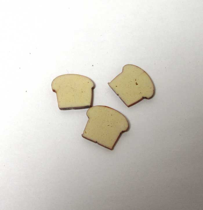 画像2: 食パンスライス3枚