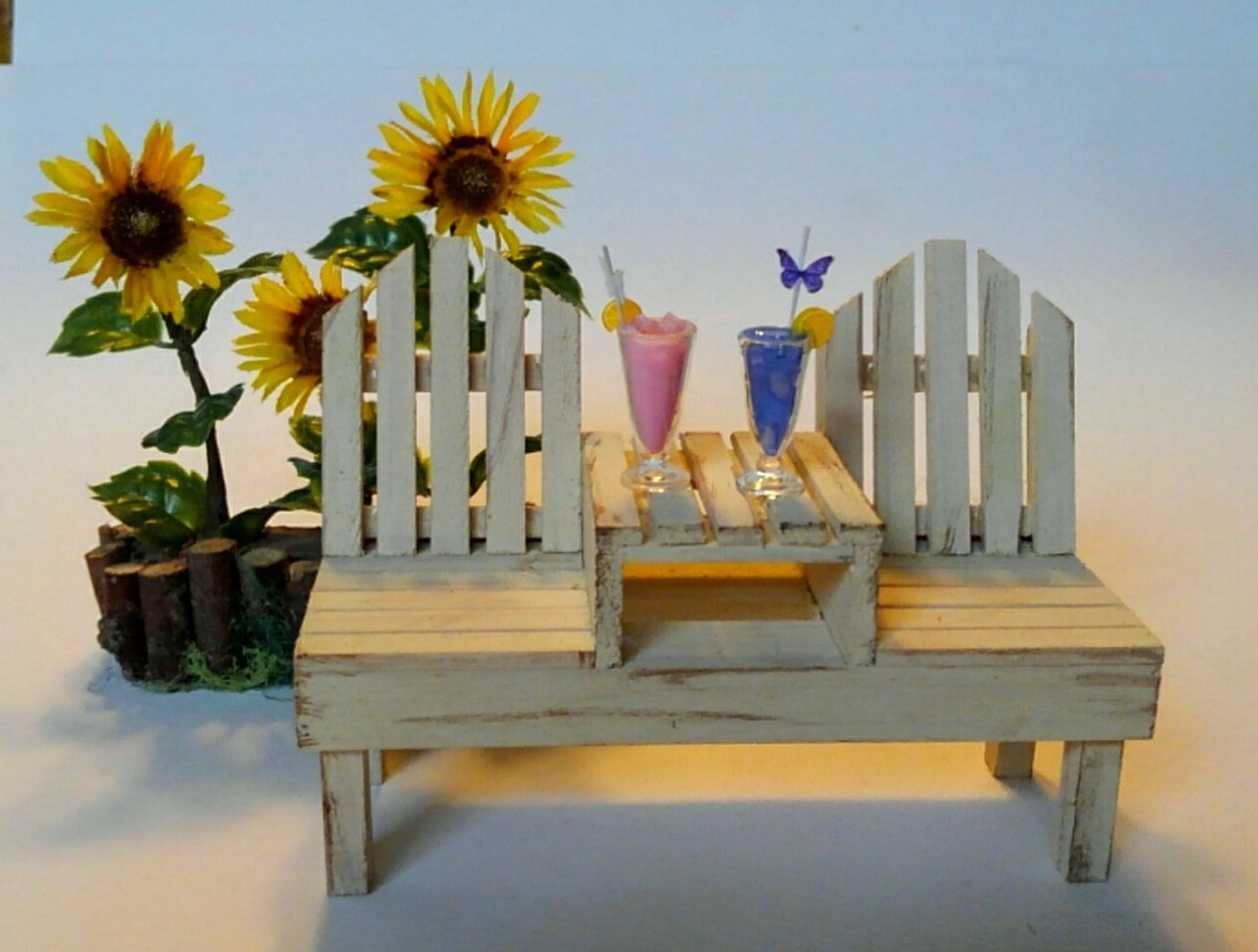 画像4: ひまわりの花壇