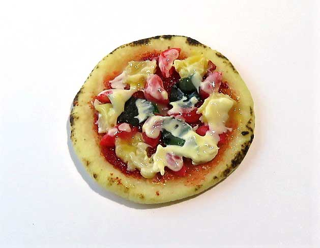 画像1: マルゲリータピザ