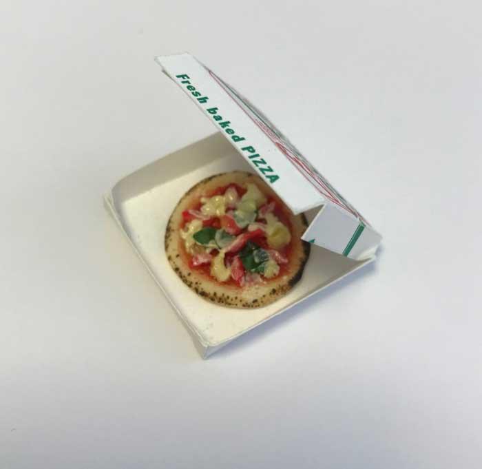 画像2: マルゲリータピザ