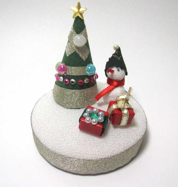 画像1: 雪だるまとツリー