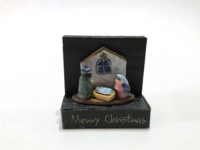 画像2: クリスマス馬小屋飾り