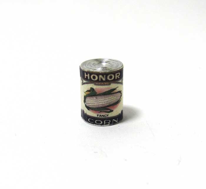 画像2: コーンの缶詰
