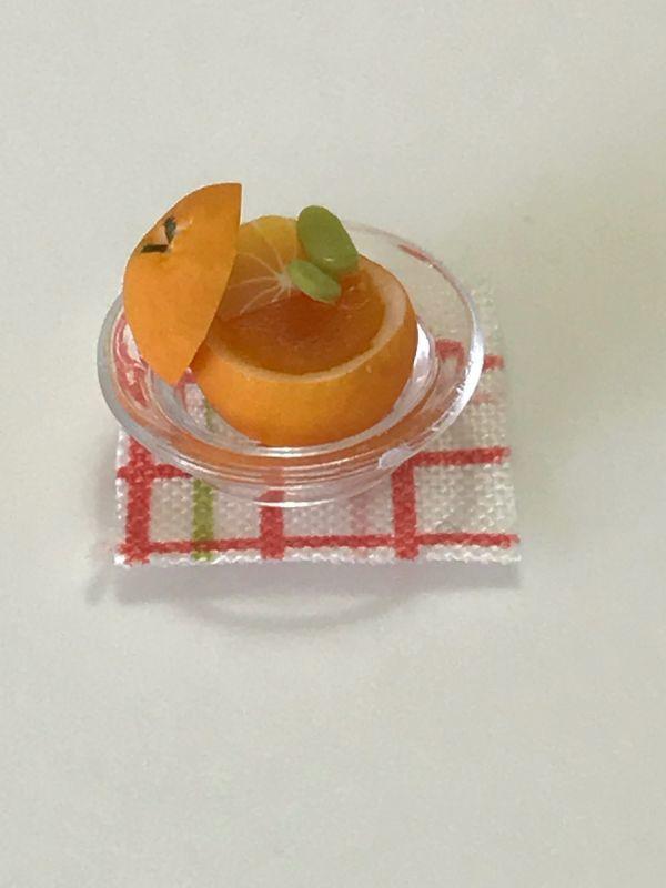 画像2: まるごとオレンジゼリー
