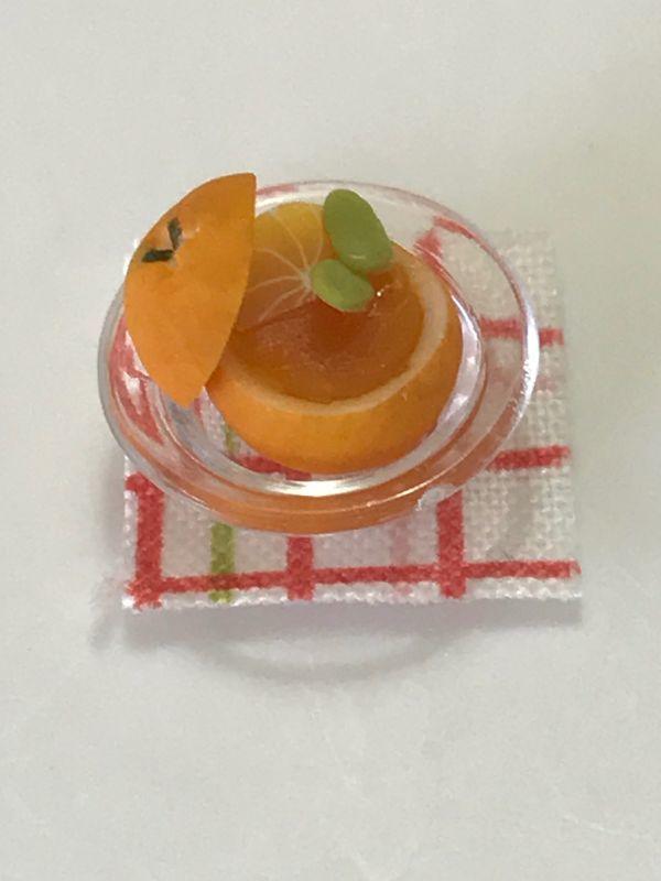 画像1: まるごとオレンジゼリー