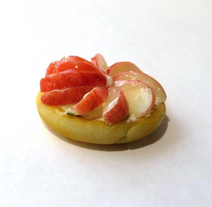 画像2: リンゴタルト
