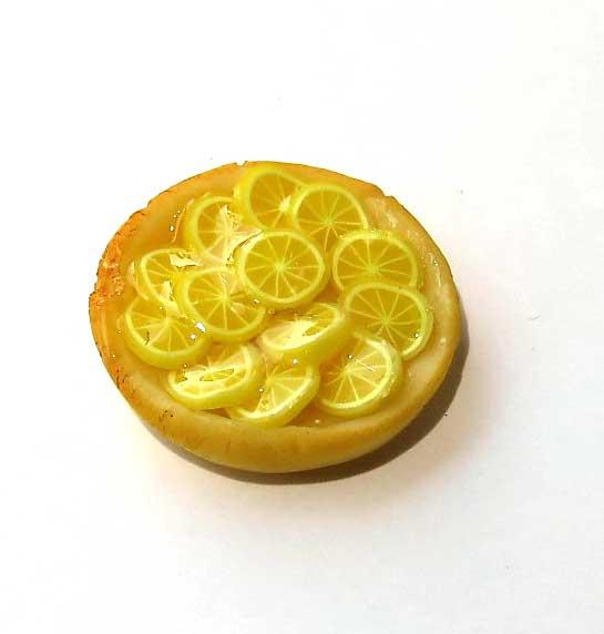 画像1: レモンタルト