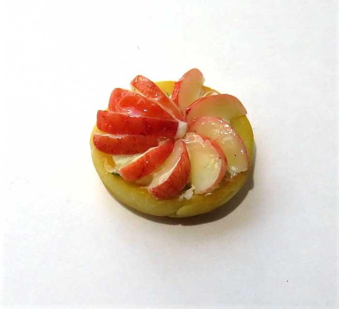 画像1: リンゴタルト