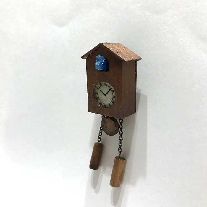 画像2: 小鳥時計