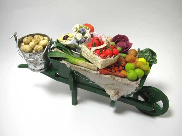 画像3: 野菜カート大