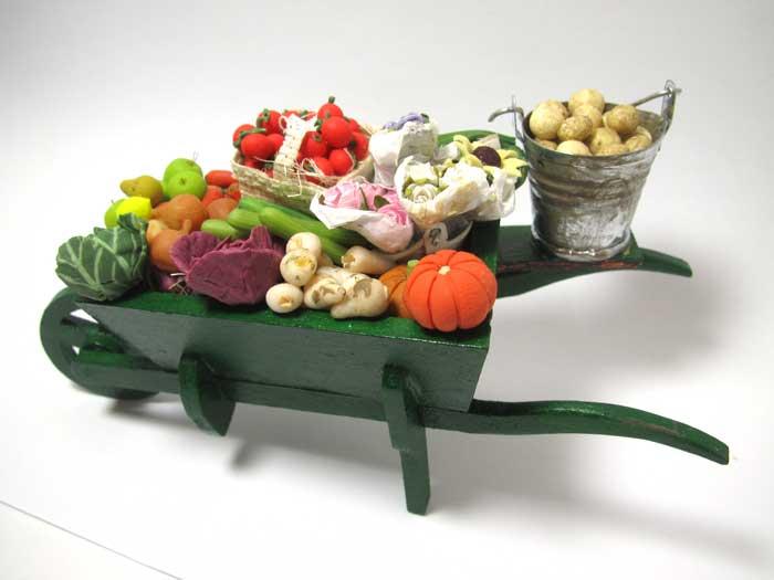 画像2: 野菜カート大