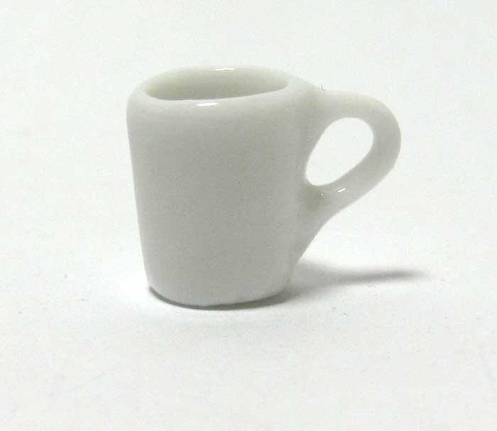 画像1: マグカップ白